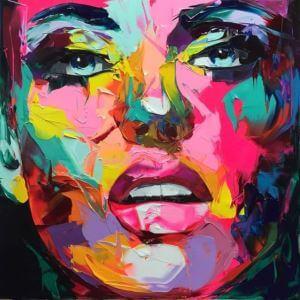 Personalized Art - oil art